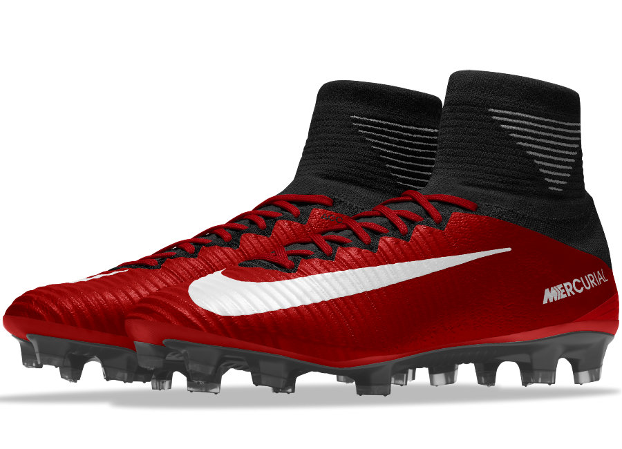 Nike Mercurial Superfly V Fg Monaco Id Football Boot