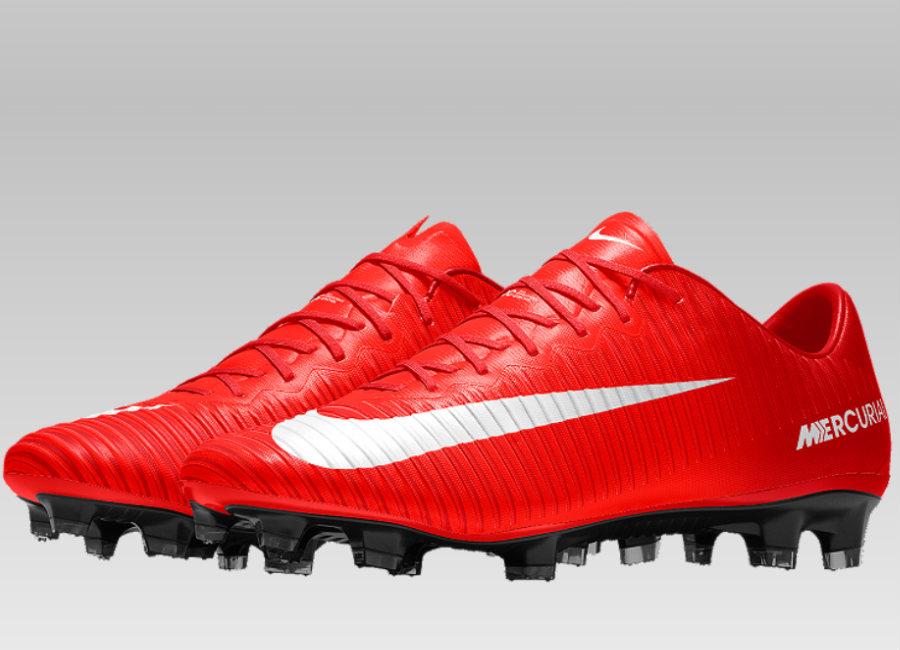 e81f7cfb404 Nike Mercurial Vapor XI Monaco iD Football Boot