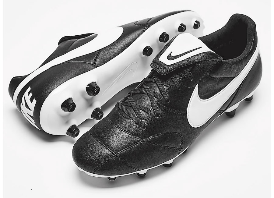 Nike Premier 2.0 FG - Black / White / Black | Football ...