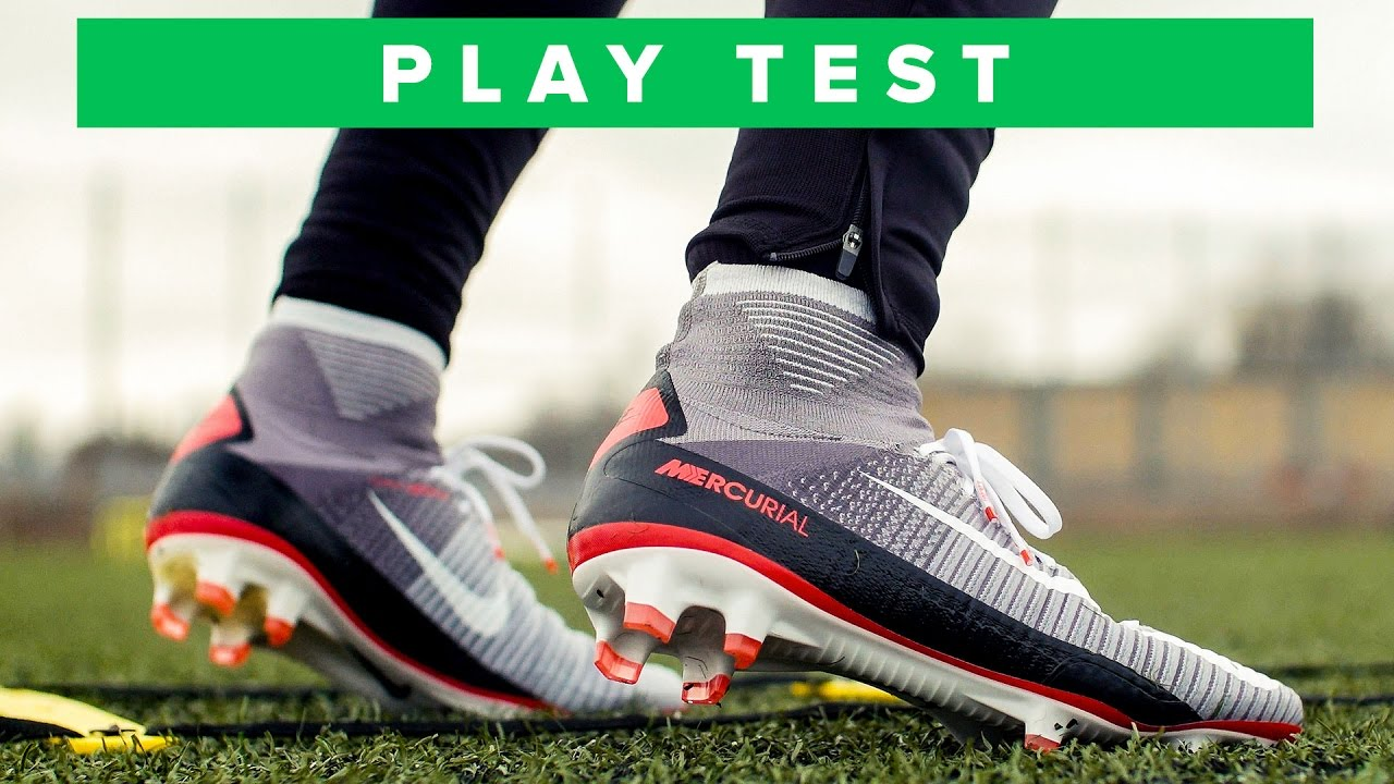 Nike Revolution Pack Football Boots Play Test