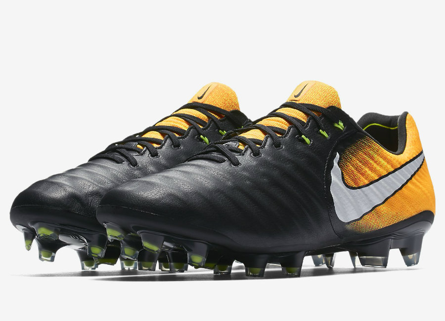 Nike Tiempo Legend Vii Fg Boots Lock In Let Loose Black Laser Orange Volt White
