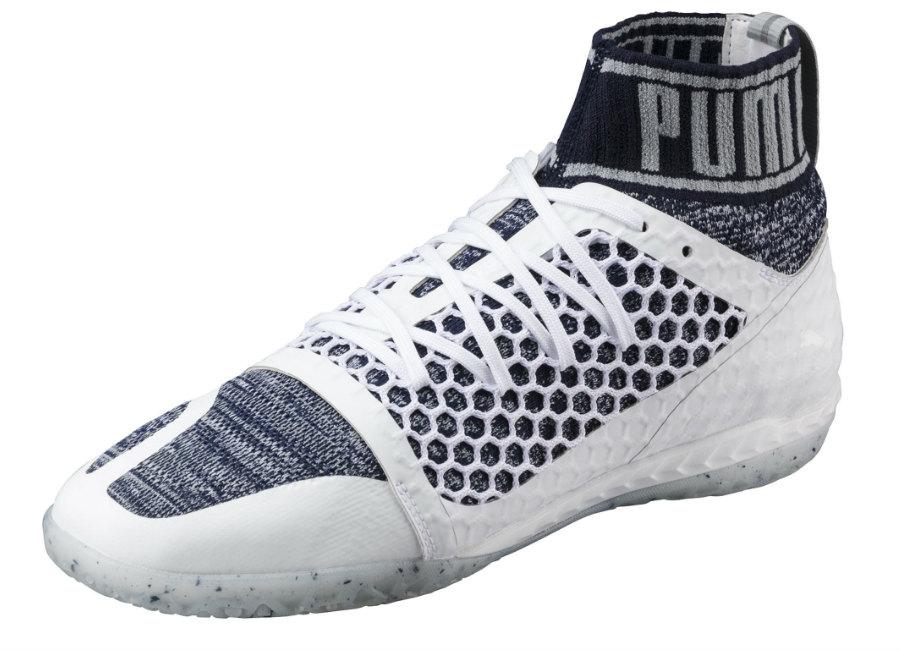 Puma 365 Evoknit Netfit CT - White / Peacoat / Quarry
