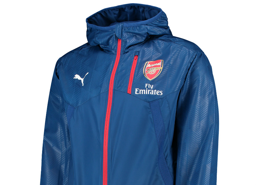 Puma Arsenal FC 17/18 Vent Thermo-R Jacket - Limoges