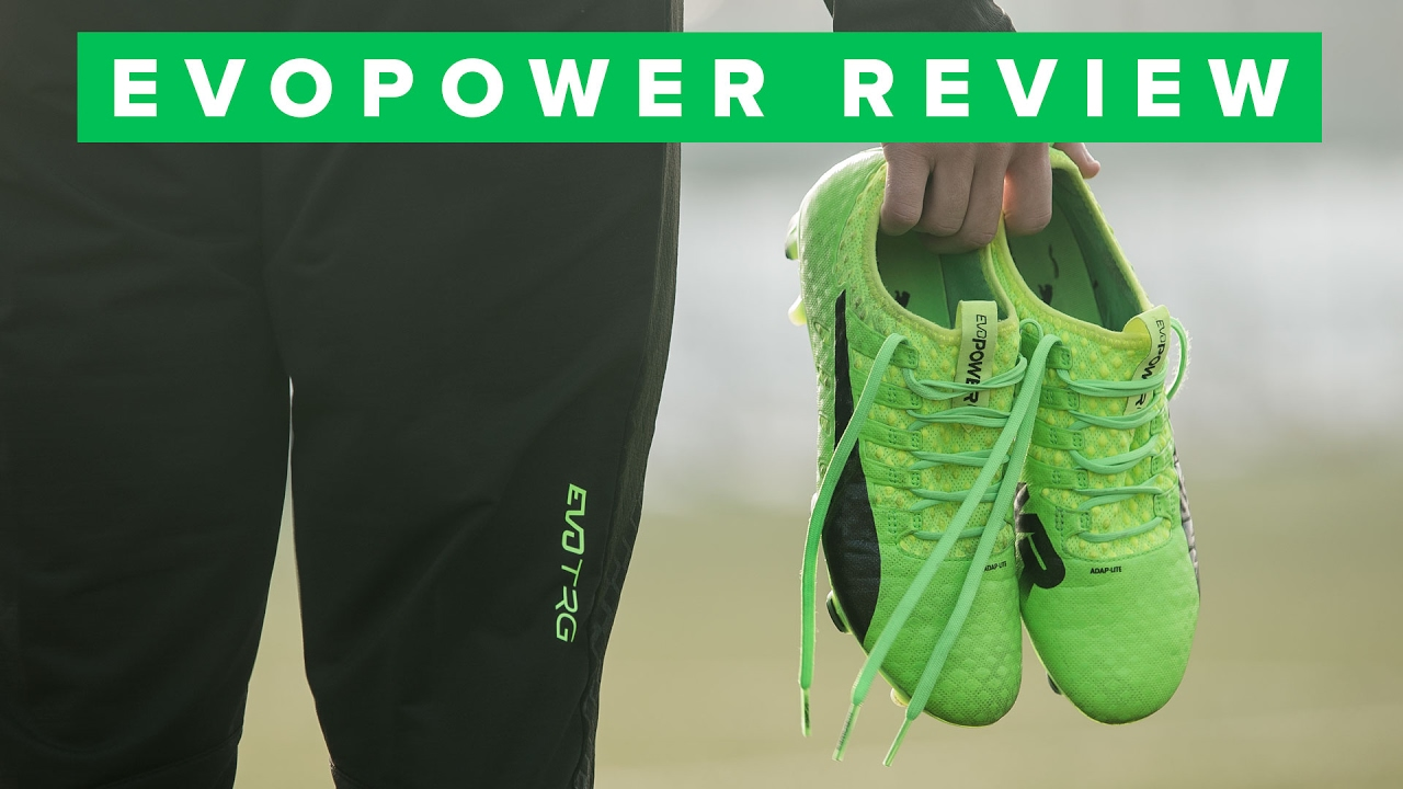Puma evoPOWER Vigor Review
