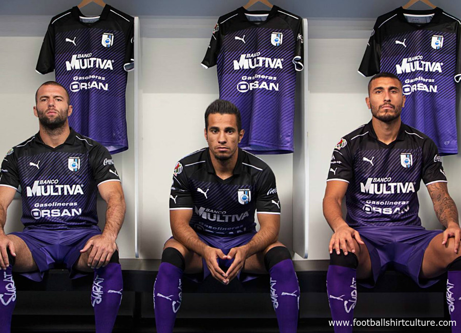 Queretaro 2017 Puma Third Kit