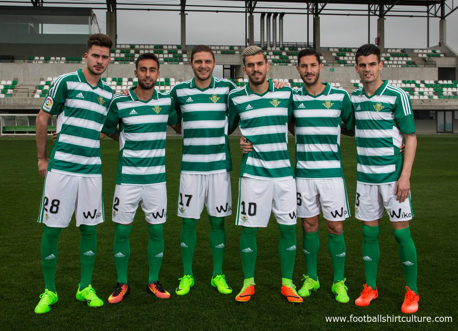 Real Betis 2017 Andalusia Day Adidas Kit
