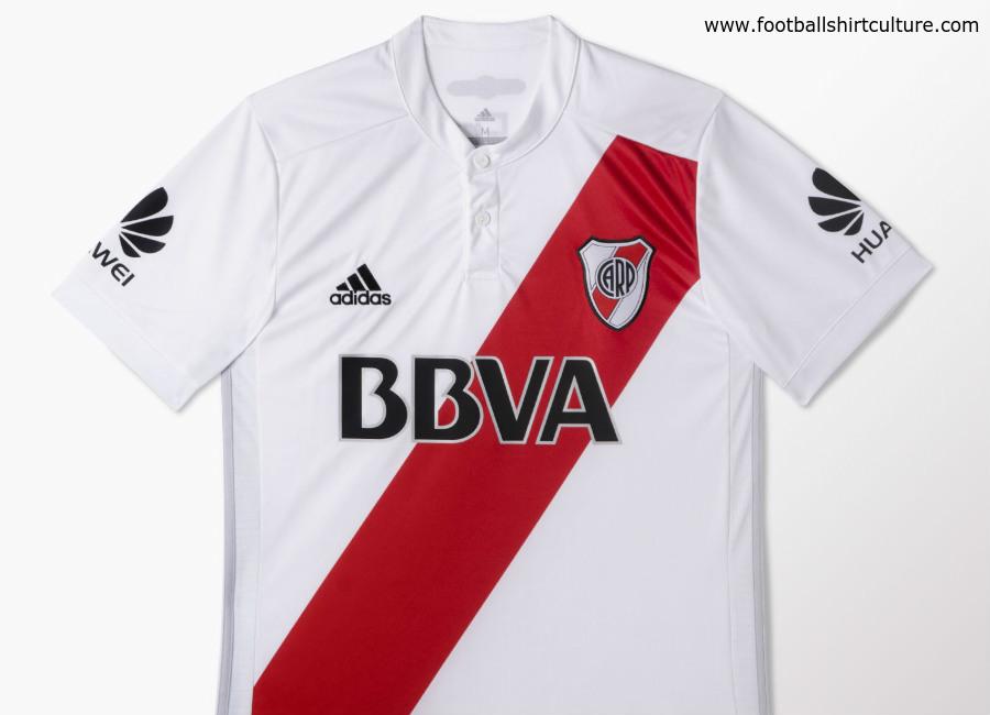 0fc0c2c1 River Plate 17/18 Adidas Home Kit | 17/18 Kits | Football shirt blog