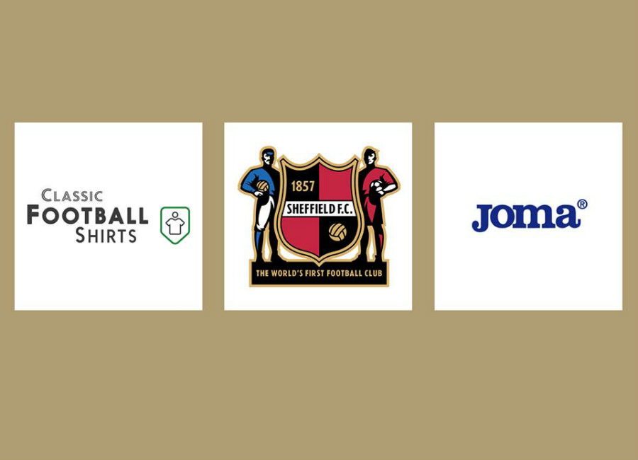 Sheffield Fc Announce The Partnership With Classic Football Shirts Joma