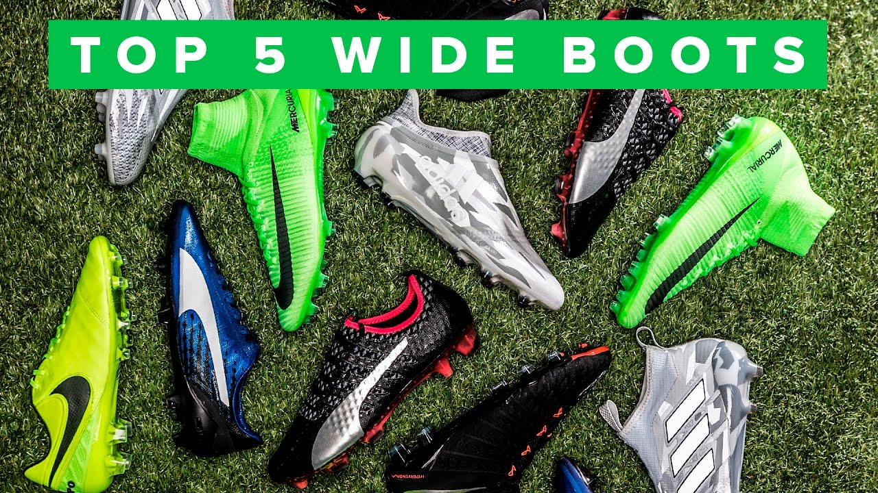Top 5 Boots For Wide Feet