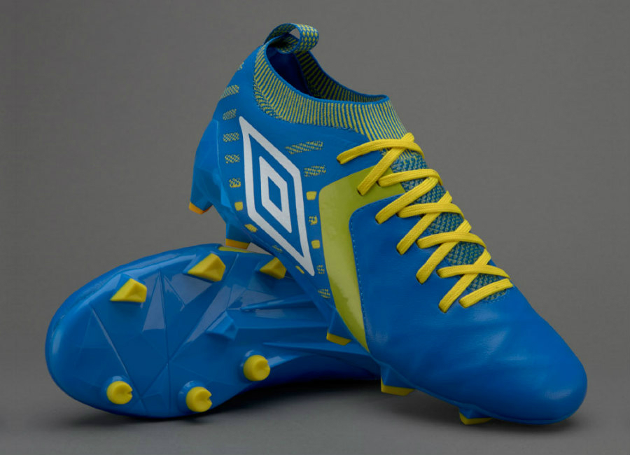 Umbro Medusae Ii Elite Fg Electric Blue White Blazing Yellow