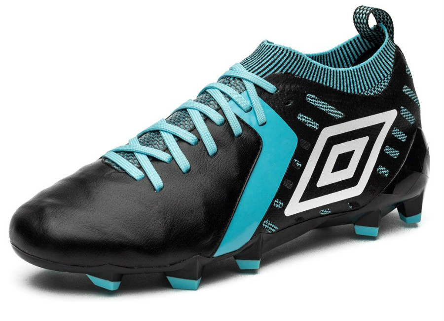 Umbro Medusae Ii Elite Hg Black White Bluefish