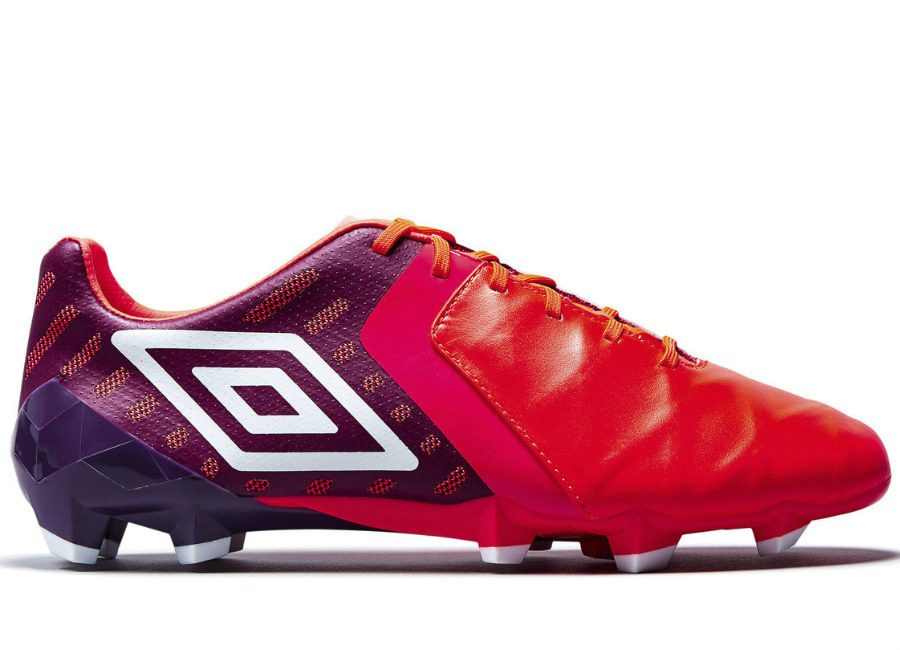 Umbro Medusae Ii Pro Hg Winter Bloom White Fiery Coral