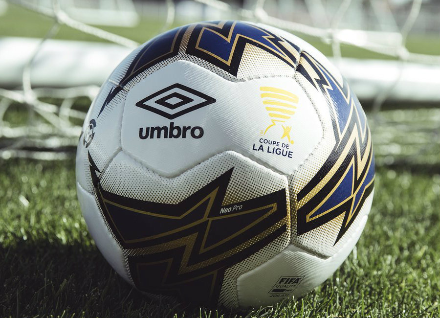 Umbro Neo Pro 17/18 Coupe de la Ligue Match Ball