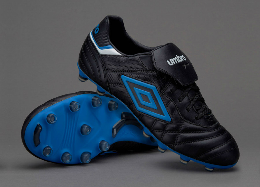 Umbro Speciali Eternal Team Fg Black Electric Blue White
