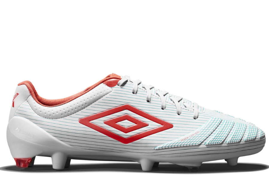 Umbro Ux Accuro Pro Hg White Spectra Green Fiery Red