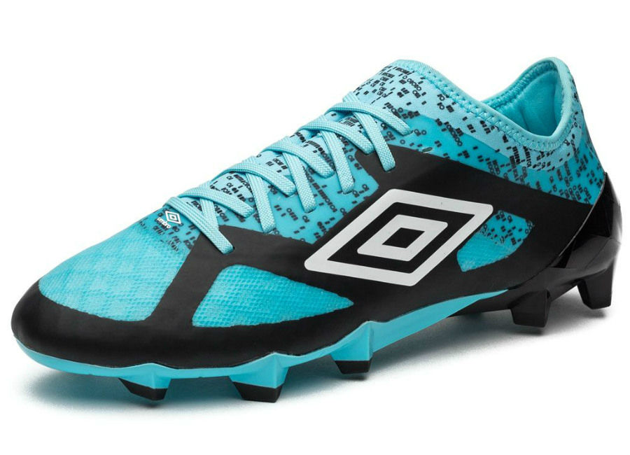 Umbro Velocita 3 Pro Hg Bluefish White Black