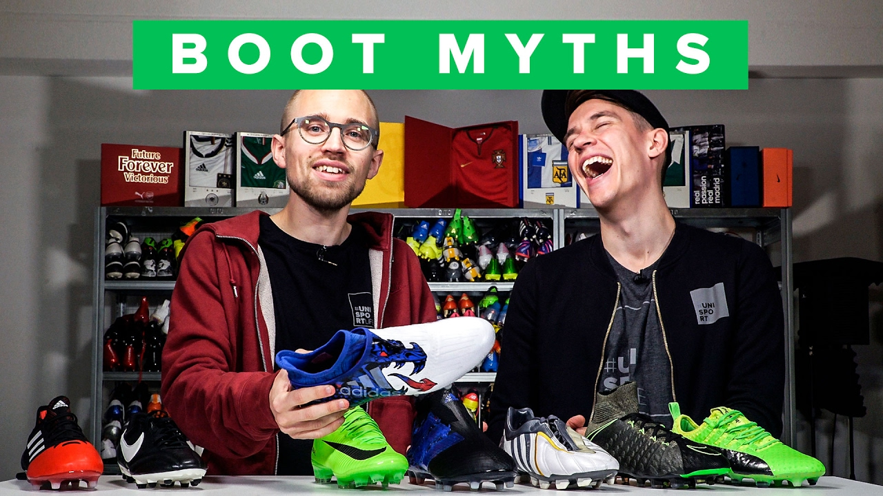 Uncut - Football Boot Myths