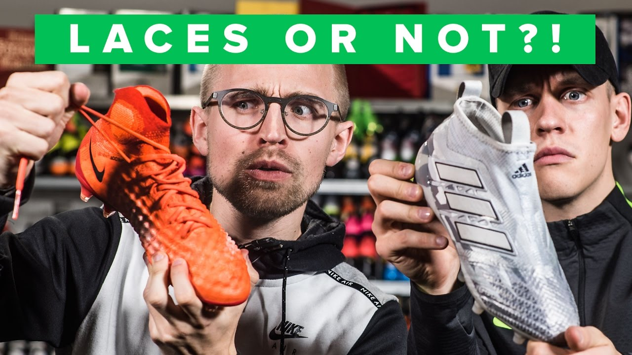 Uncut: Laces - With or Without?