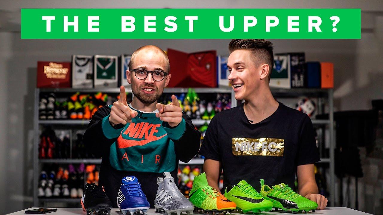 Uncut - The Best Upper Material