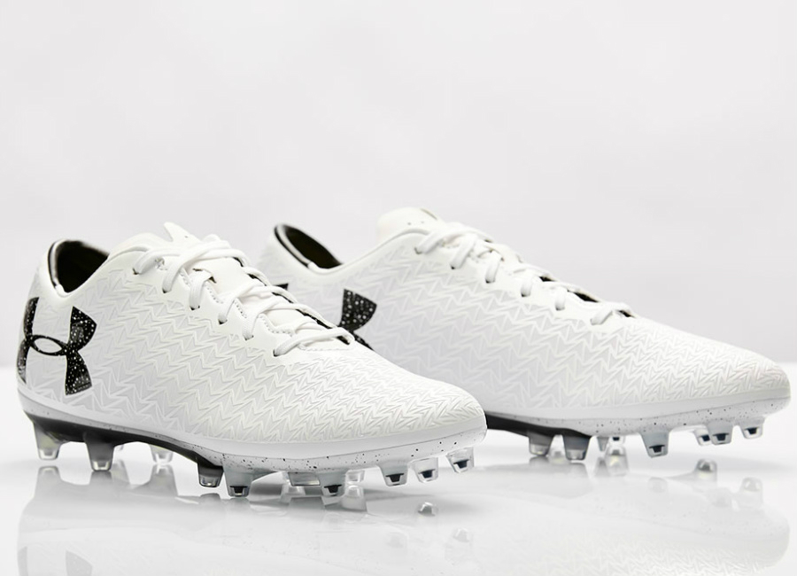 Under Armour Clutchfit Force 3 0 Fg White Black