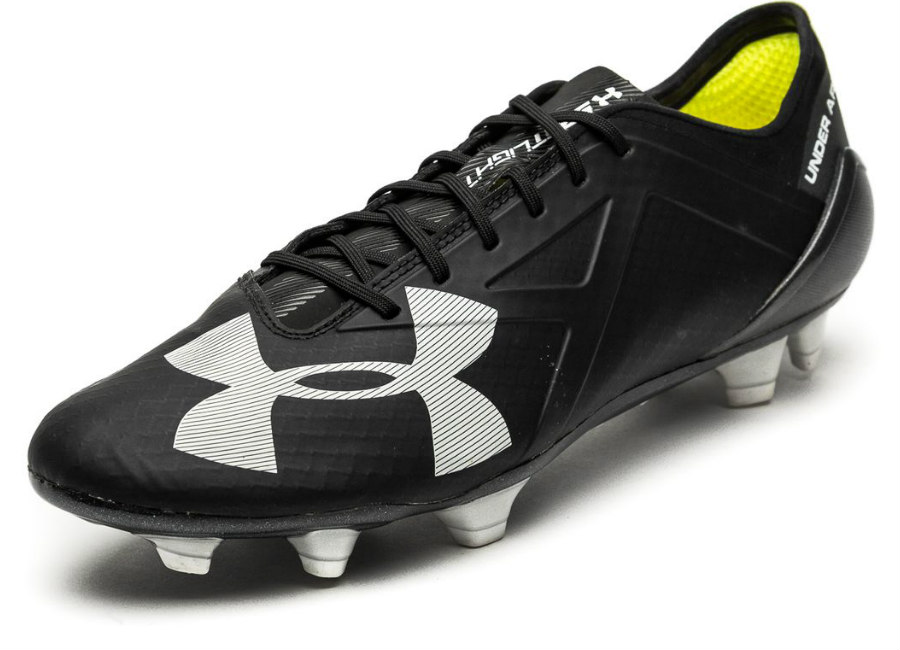 Under Armour Spotlight Fg Black
