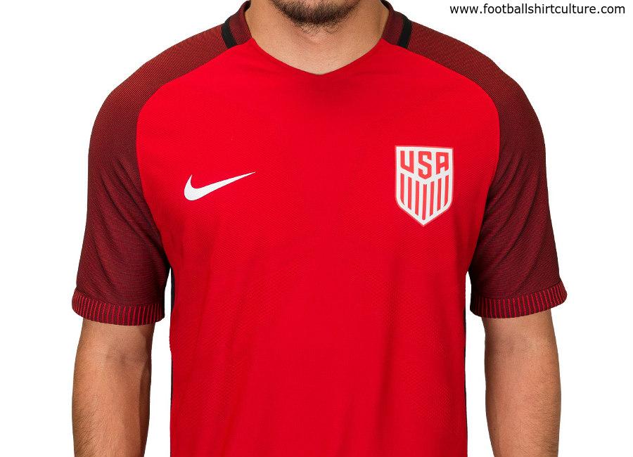 detailed look 6e09e fbf9d United States 2017 Nike Third Kit | 17/18 Kits | Football ...