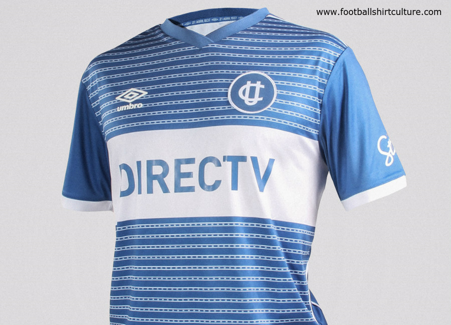 Universidad Católica 2018 Umbro Third Kit