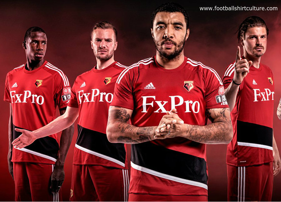 Watford fc shirt