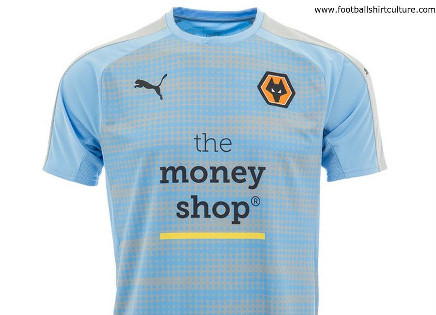 ec953f49677 Wolves 17/18 Puma Third Kit   17/18 Kits   Football shirt blog