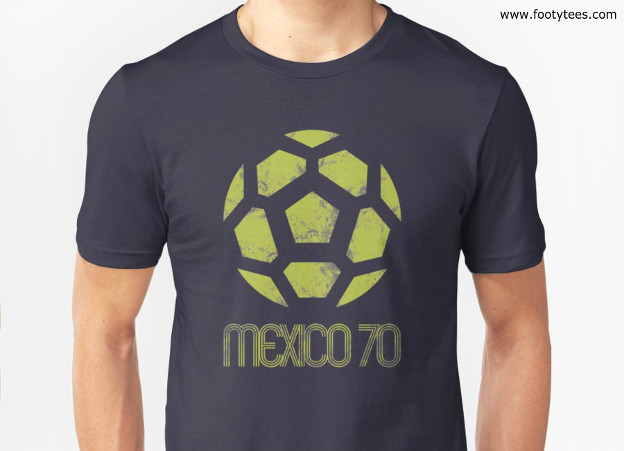 World Cup 70 Logo T Shirt