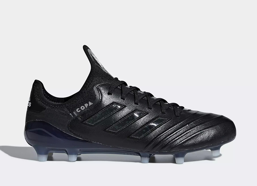Adidas Copa 18.1 FG Shadow Mode - Core Black / Ftwr White / Core Black
