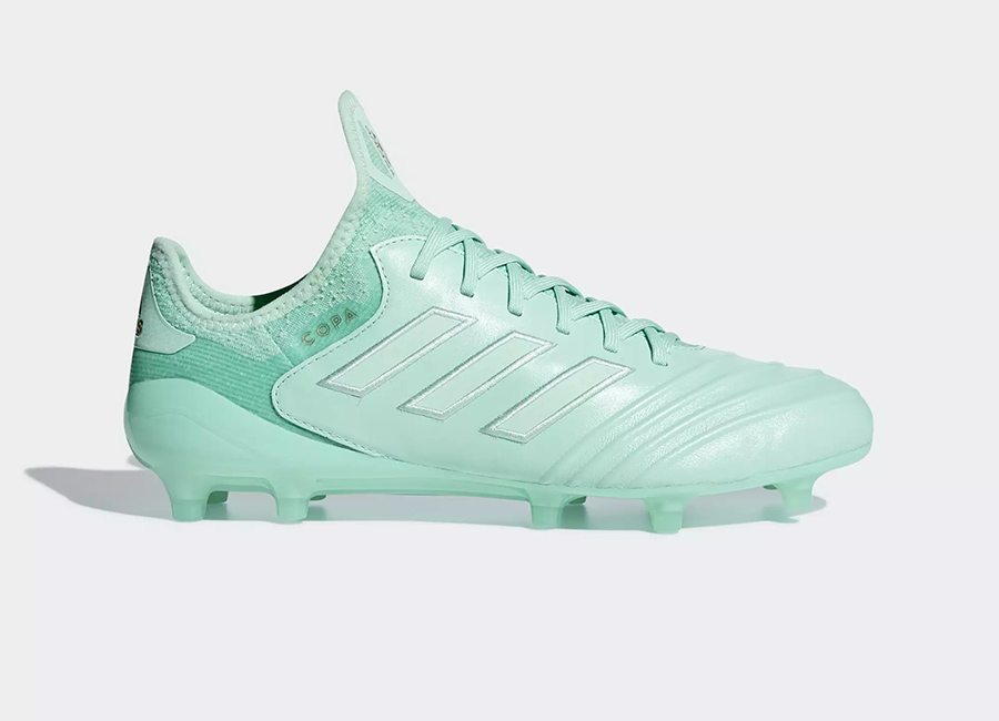 45dbf28db18f Adidas Copa 18.1 Firm Ground Boots Spectral Mode - Clear Mint   Clear Mint    Gold