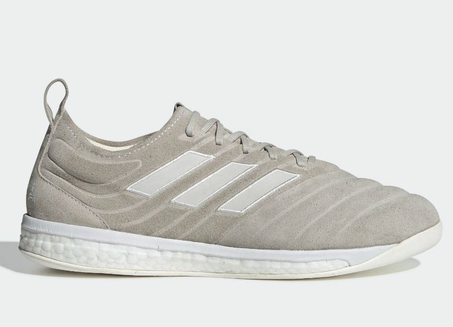Adidas Copa 19+ Trainers - Off White / Ftwr White / Solar Red