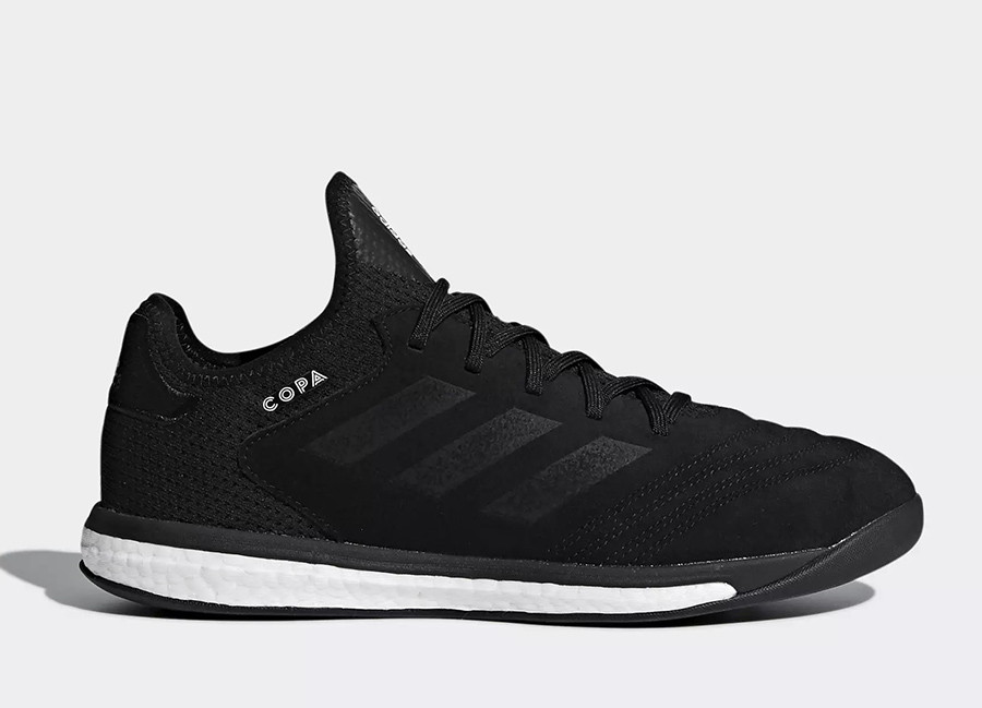 Adidas Copa Tango 18.1 Shadow Mode Trainers - Core Black / Core Black / Ftwr White
