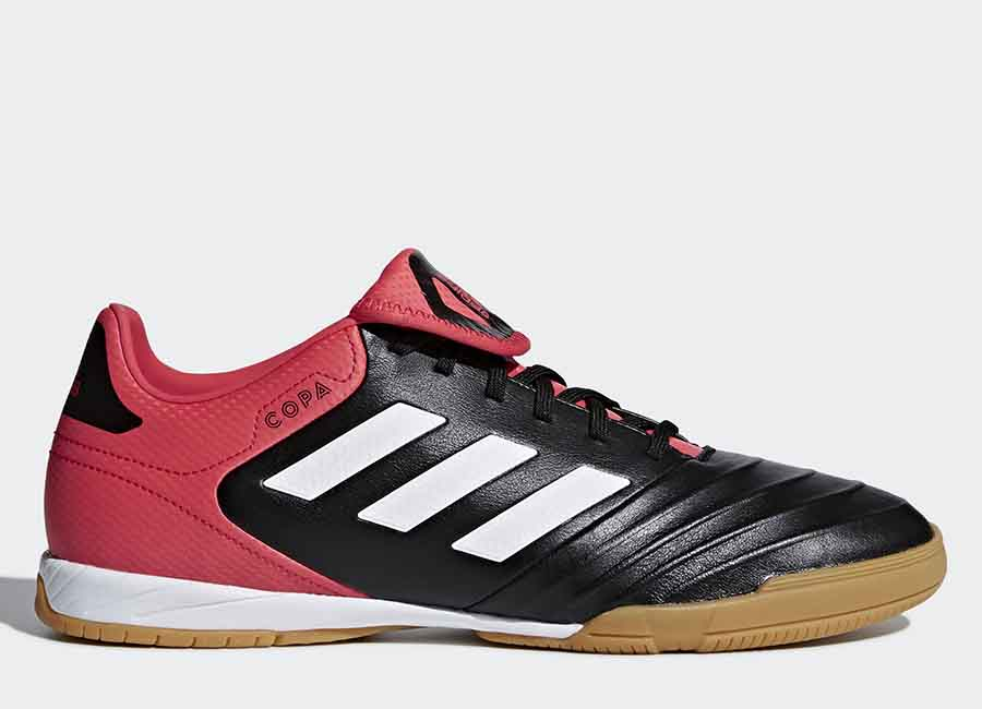 Adidas Copa Tango 18.3 IN Cold Blooded - Core Black / Ftwr White / Real Coral