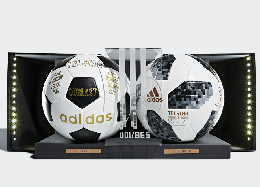 Adidas Fifa World Cup Premium Official Game Ball Pack