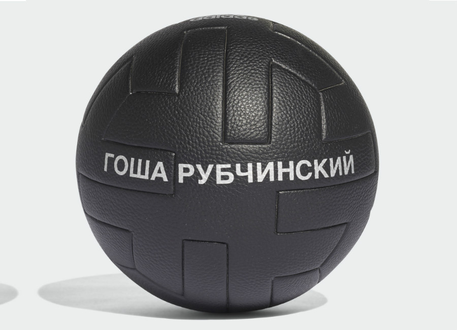Adidas Gosha FIFA World Cup Official Match Ball - Black