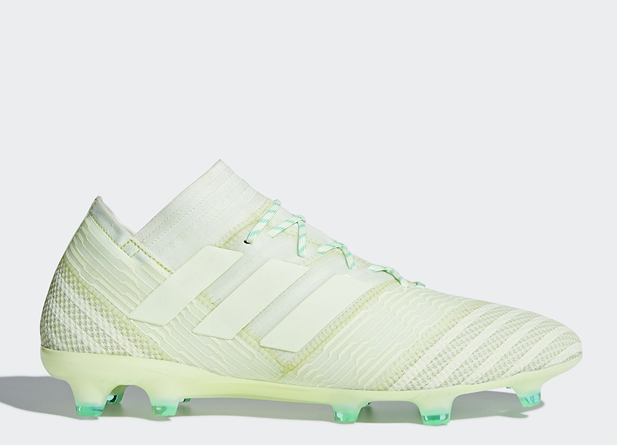 Adidas Nemeziz 17.1 FG Deadly Strike - Aero Green / Aero Green / Hi-Res Green