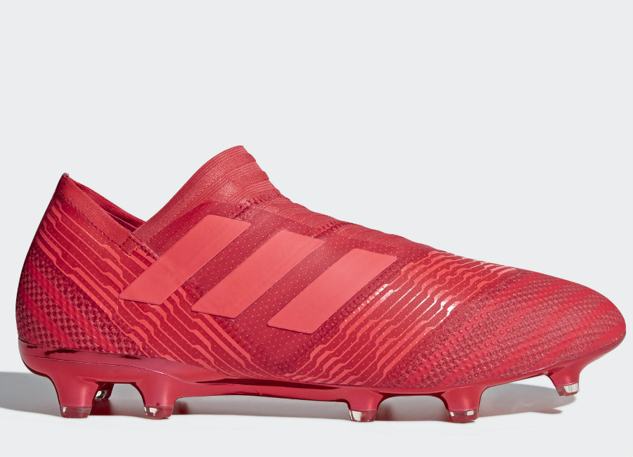 Adidas Nemeziz 17+ 360 Agility FG Cold Blooded - Real Coral / Red Zest / Real Coral