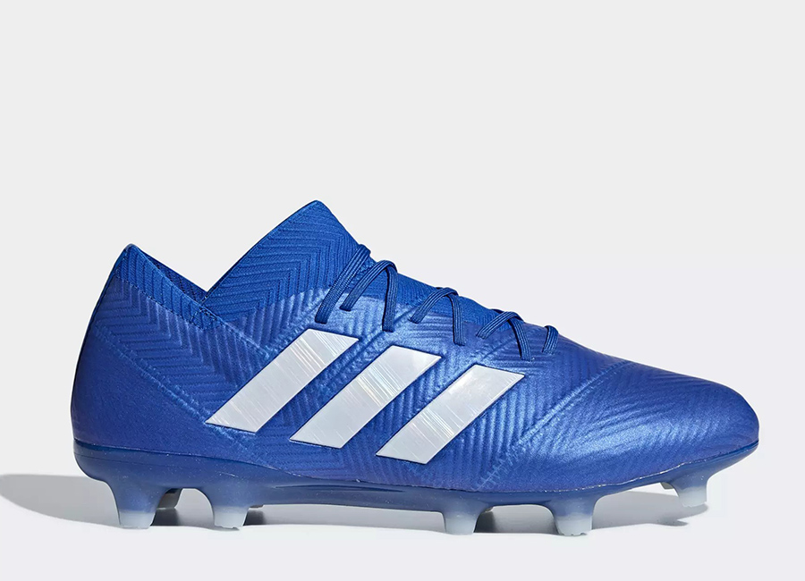 Adidas Nemeziz 18.1 FG Team Mode - Football Blue / Ftwr White / Football Blue