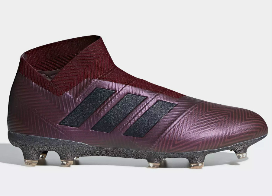 Adidas Nemeziz 18+ FG Cold Mode - Collegiate Burgundy / Legend Ink / Maroon