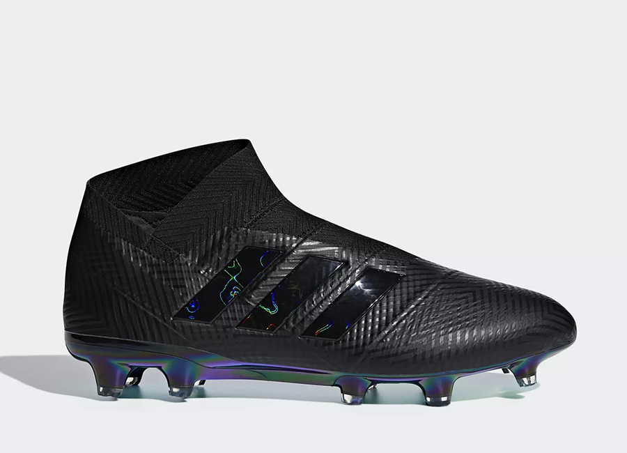Adidas Nemeziz 18+ FG Shadow Mode - Core Black / Core Black / Ftwr White