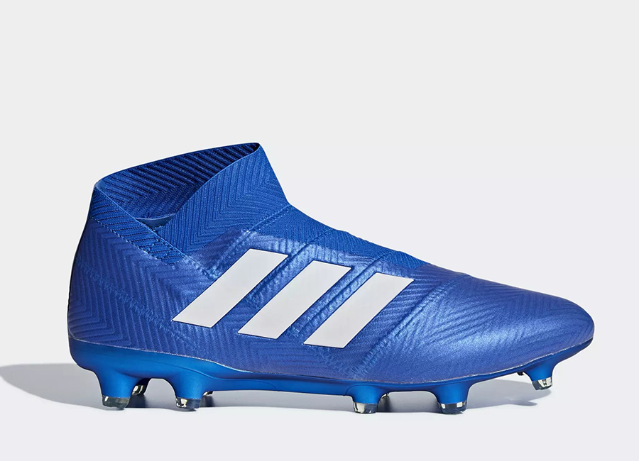 Adidas Nemeziz 18+ FG Team Mode - Football Blue / Ftwr White / Football Blue