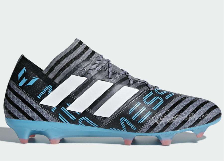 Adidas Nemeziz Messi 17.1 FG Cold Blooded - Grey / Ftwr White / Core Black