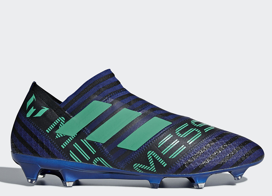 Adidas Nemeziz Messi 17+ 360 Agility FG Deadly Strike - Unity Ink / Hi-Res Green / Core Black