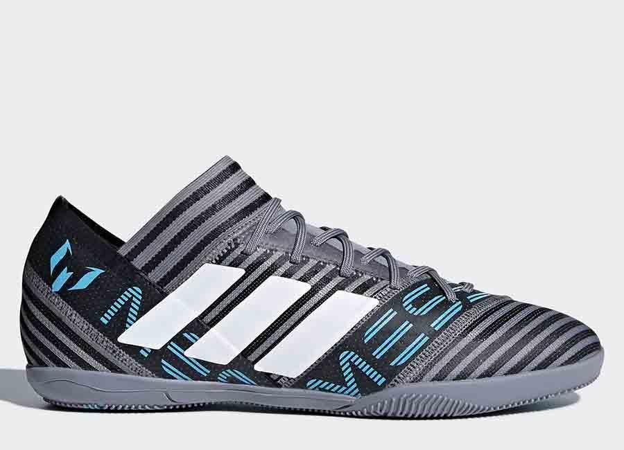 Adidas Nemeziz Messi Tango 17.3 IN Cold Blooded - Grey / Ftwr White / Core Black