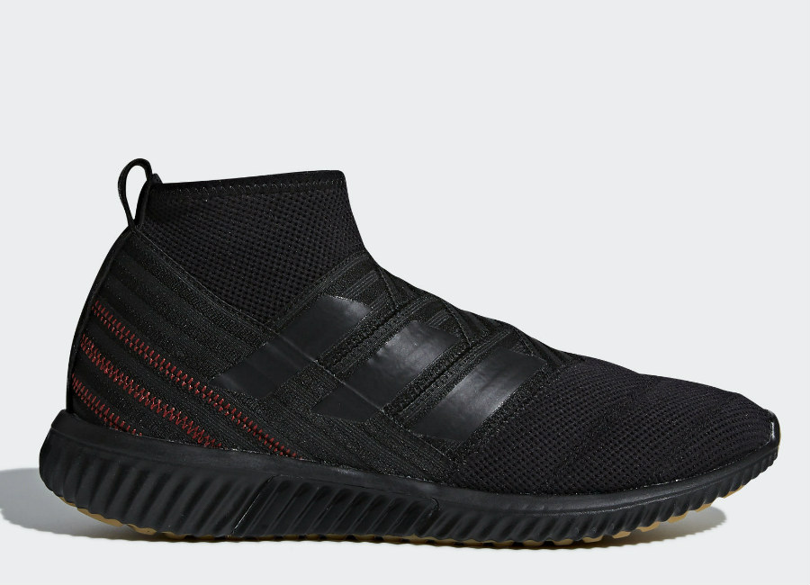Adidas Nemeziz Mid Trainers - Core Black / Core Black / Core Black