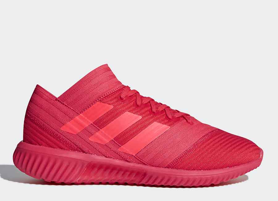 Adidas Nemeziz Tango 17.1 Cold Blooded Trainers - Real Coral / Red Zest / Real Coral