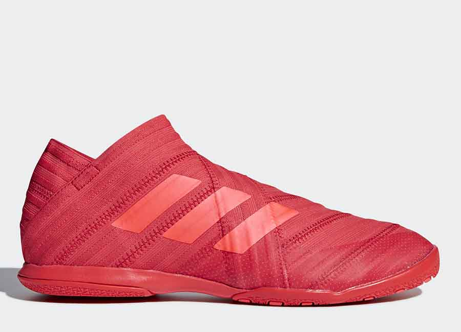 Adidas Nemeziz Tango 17+ 360 Agility IN Cold Blooded - Real Coral / Red Zest / Red Zest