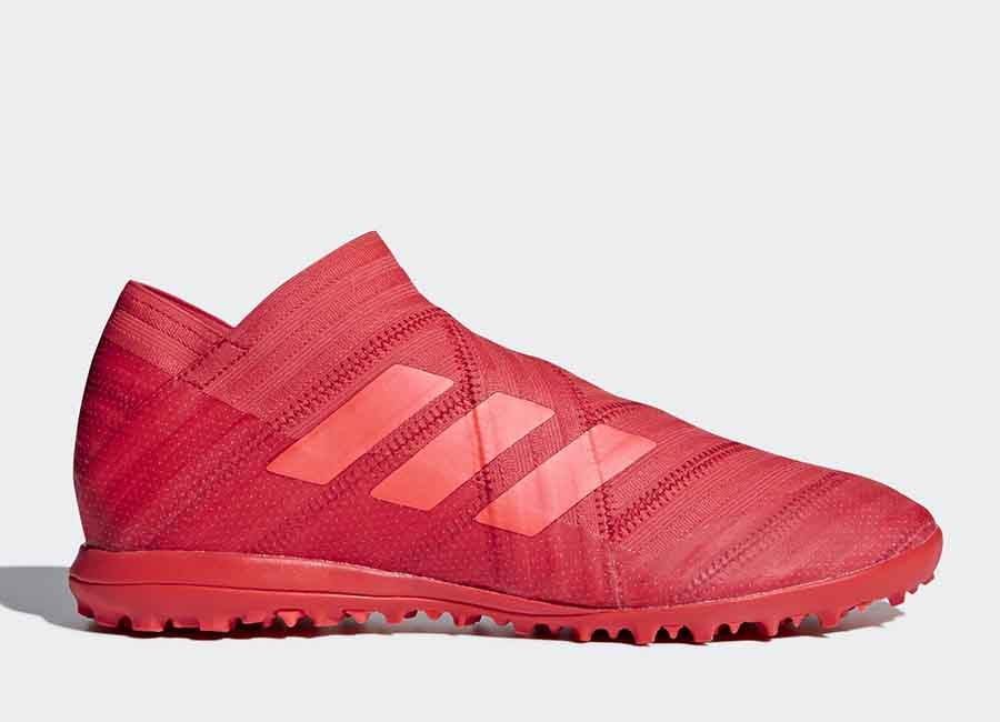 Adidas Nemeziz Tango 17+ 360 Agility TF Cold Blooded - Real Coral / Red Zest / Red Zest
